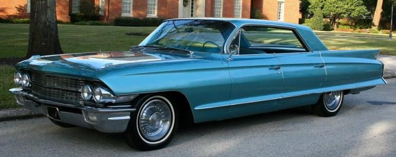 1962 deville sedan 4window