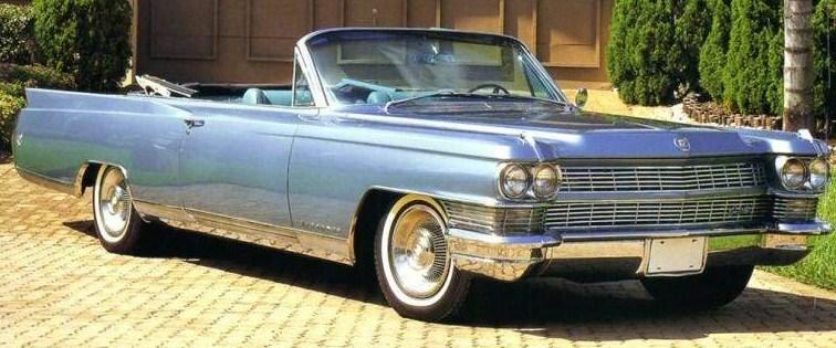 1963 eldorado