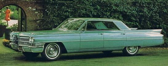 1963 sedan deville 4 window