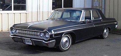 1964 dodge polara sedan