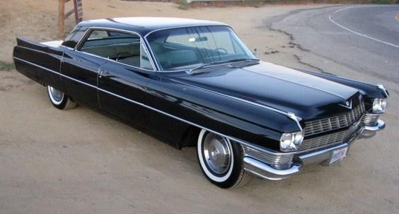 1964 sedan deville 4window