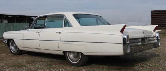 1964 sedan deville 6 window