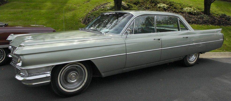 1964 sedan deville