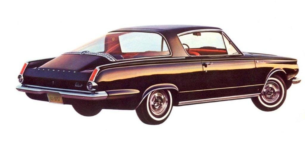 1964 barracuda arri re droit