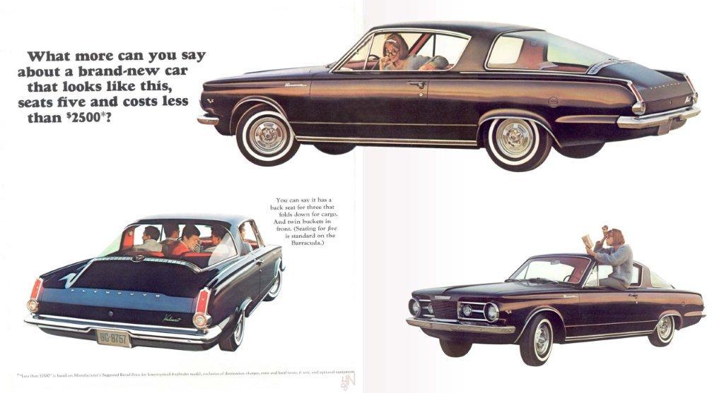 1964 barracuda catalogue