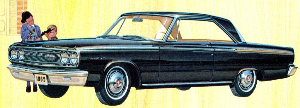 1965 coronet 440 hardtop coupe