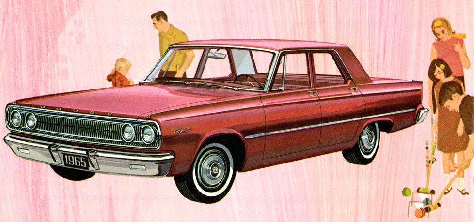 1965 coronet sedan
