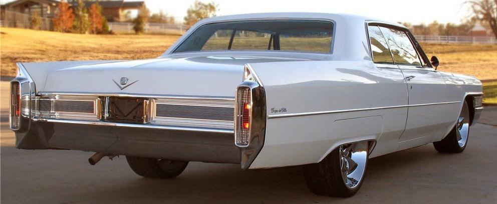 1965 coupe deville