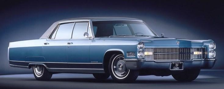 1966 sedan deville
