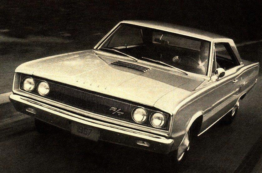 1967 coronet rt