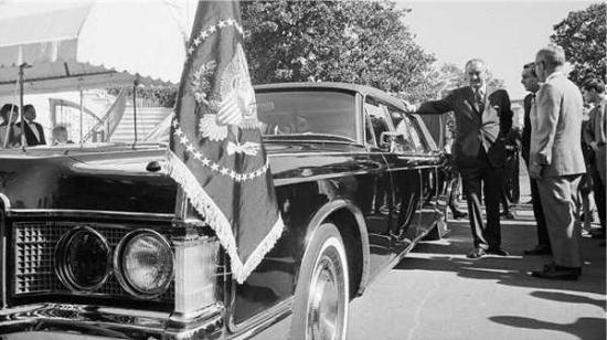 1968 continental livraison
