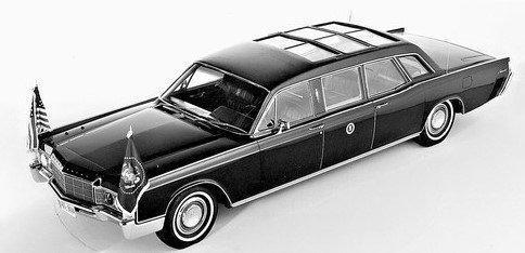 1968 continental