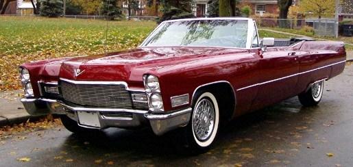 1968 convertible