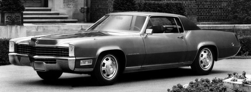 1968 eldorado