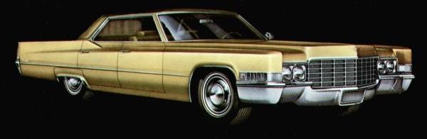 1969 deville hardtop sedan