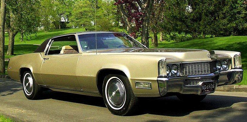 1969 eldorado