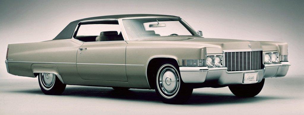 1970 coupe deville