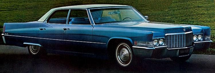 1970 deville sedan