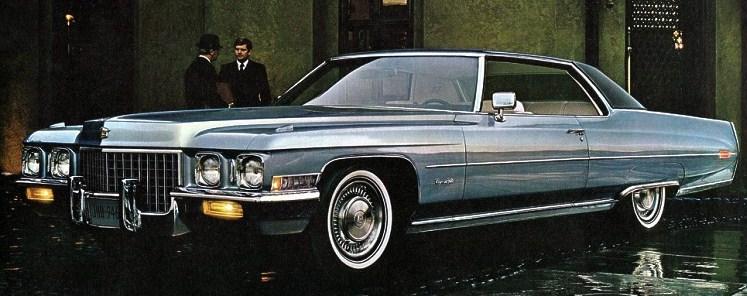 1971 coupe deville