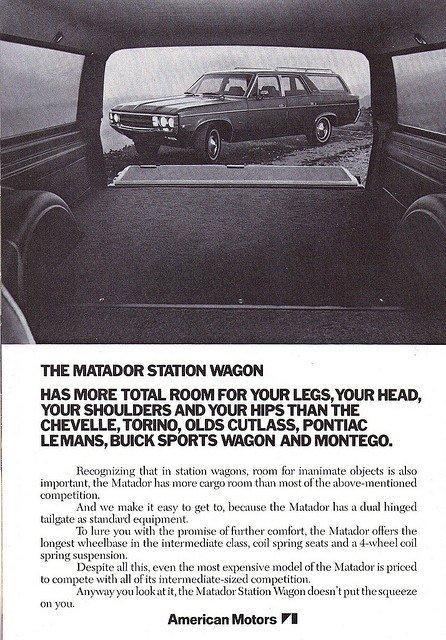 1971 station wagon