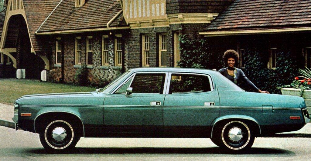 1971 sedan