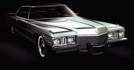 1972 coupe deville