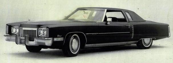 1972 eldorado