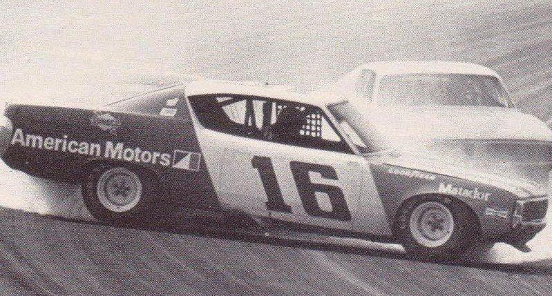 1972 mark donohue a ontario
