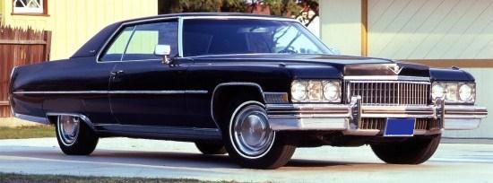 1973 coupe deville