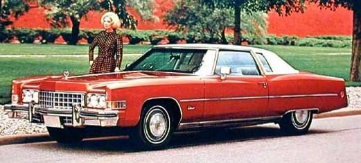 1973 eldorado