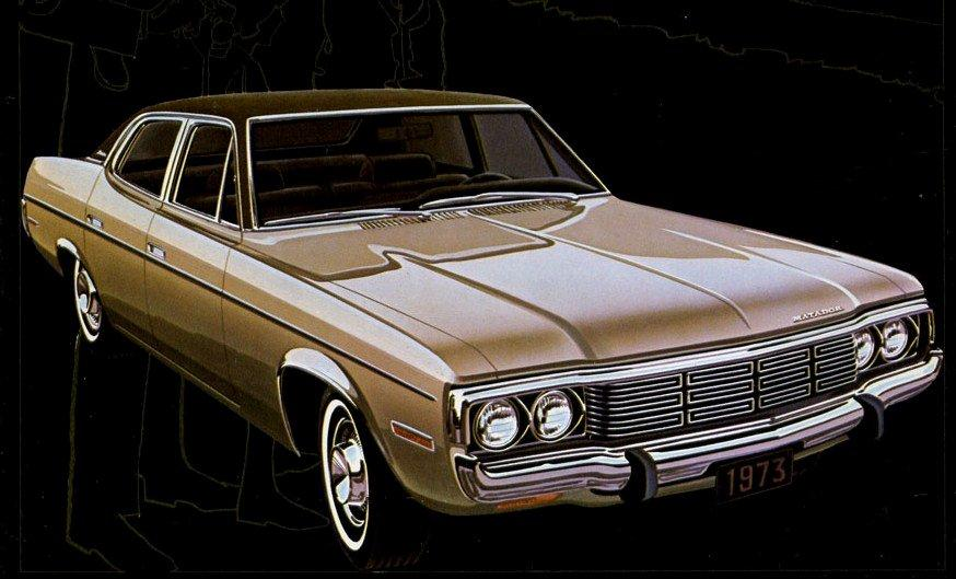 1973 sedan