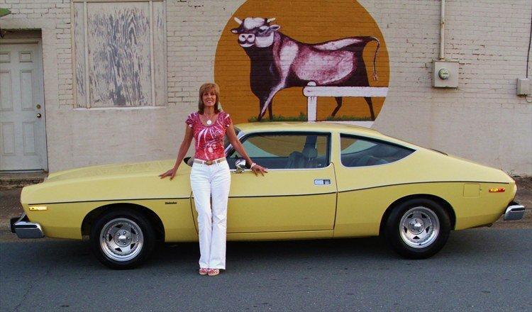 1974 coupe profil