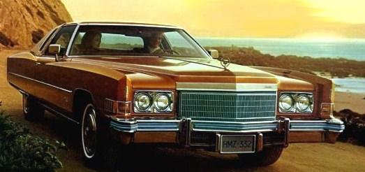 1974 eldorado