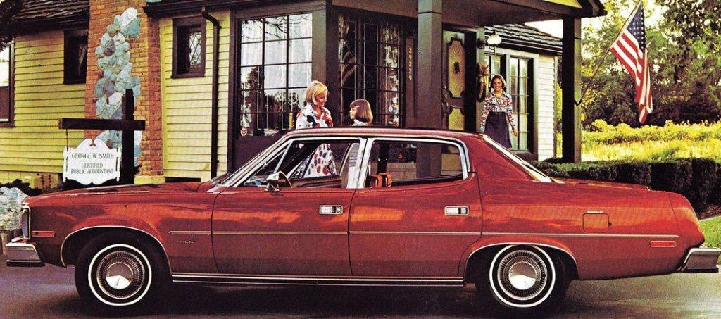 1974 sedan