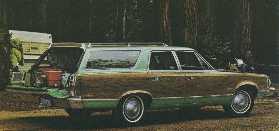 1974 station wagon