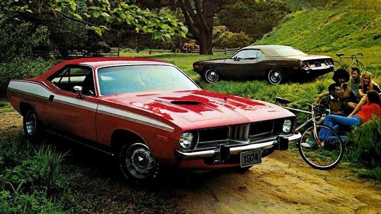 1974 barracuda
