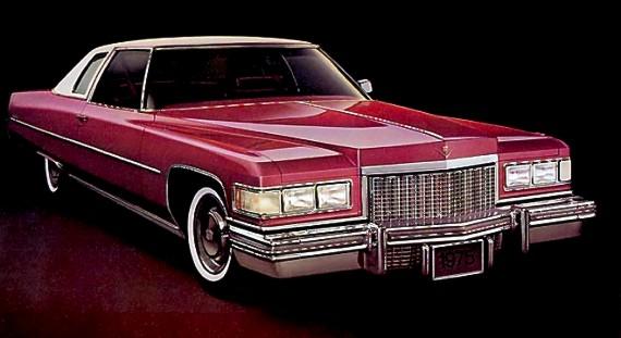 1975 coupe deville