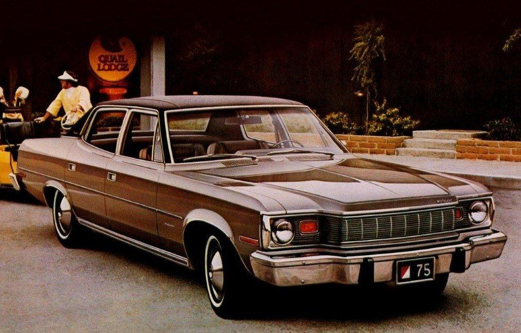 1975 sedan brougham 1