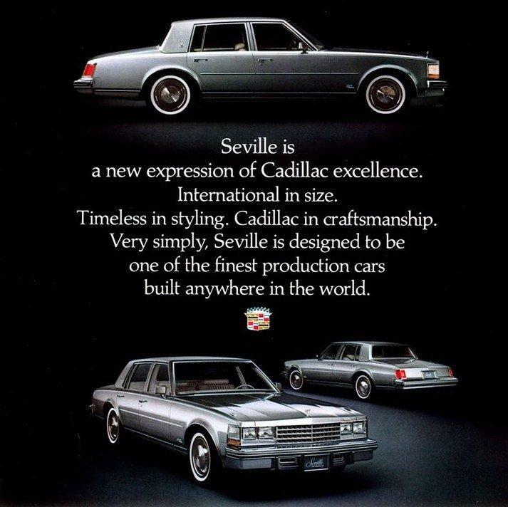 1975 seville ads
