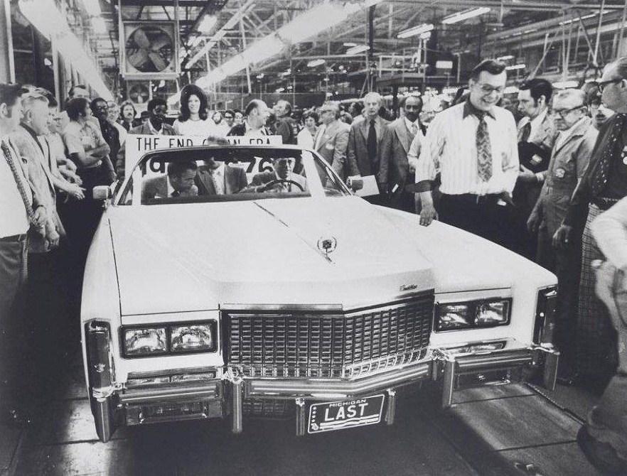 1976 last eldorado convertible 1