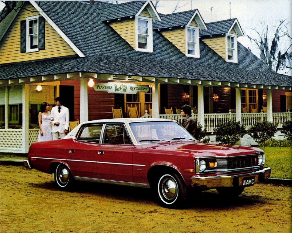 1976 sedan