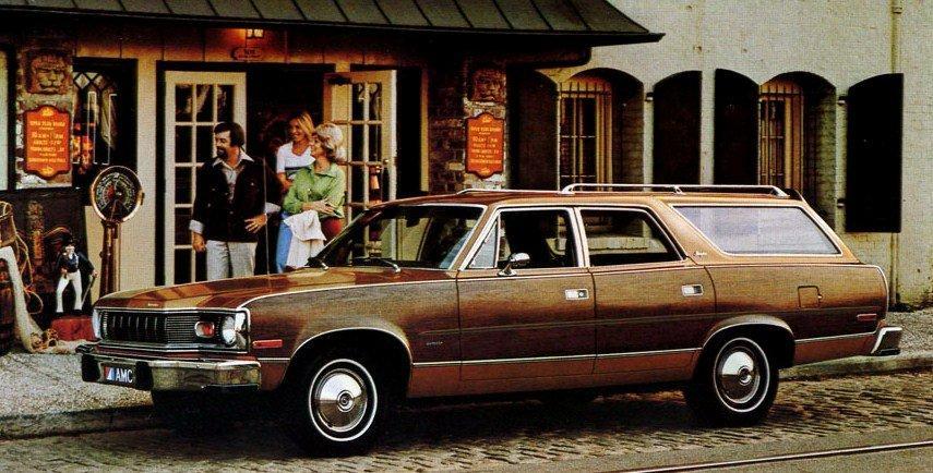 1976 station wagon