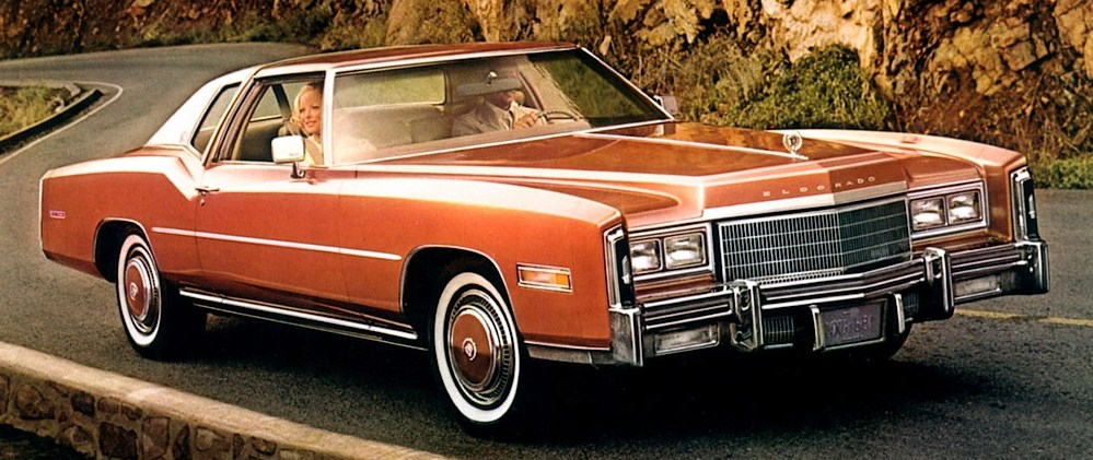 1977 eldorado