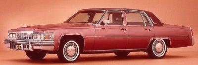 1977 sedan deville