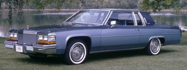 1981 coupe deville