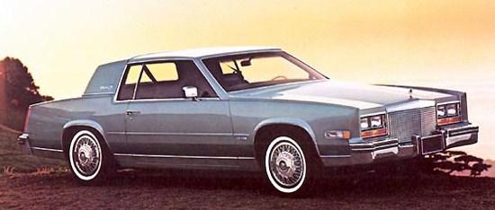 1981 eldorado
