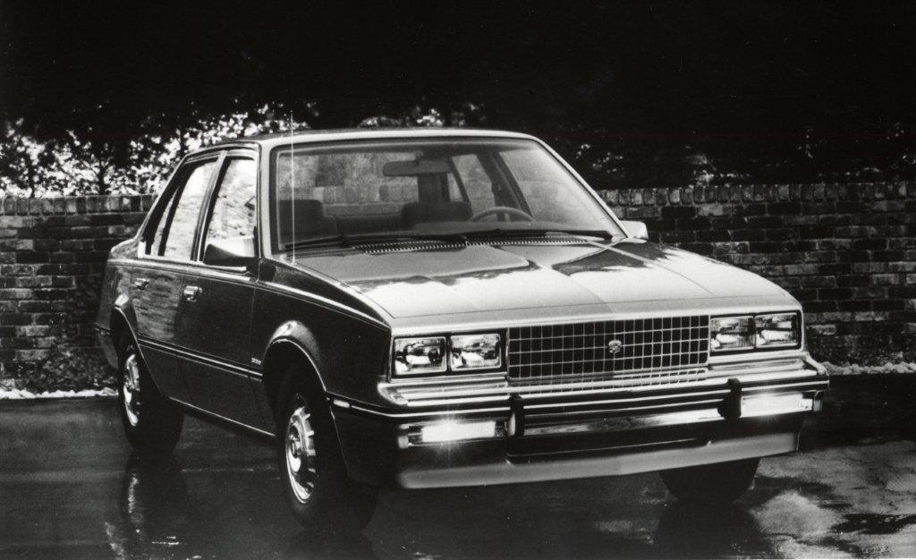 1982 cadillac cimarron 1