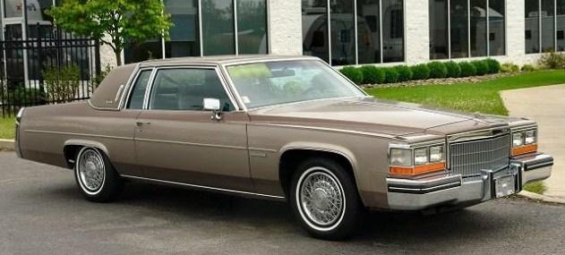 1982 coupe deville