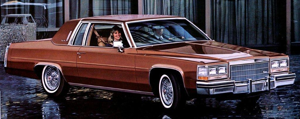 1984 coupe deville