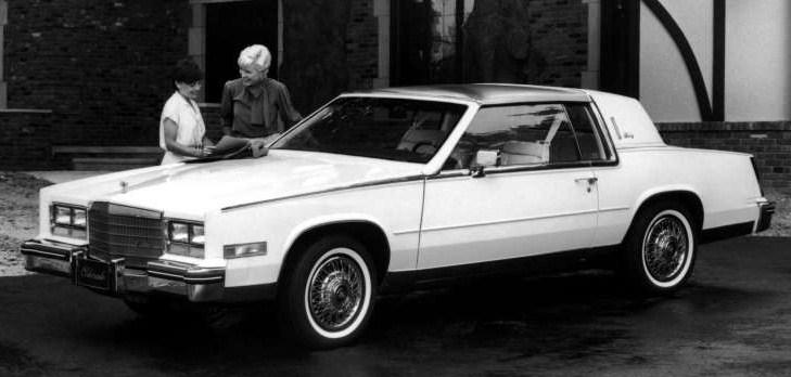 1984 eldorado